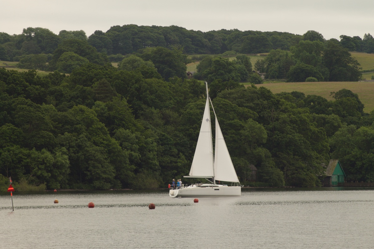 Windermere: The Serenity of Lake District