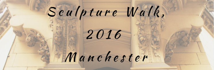 Manchester: Sculpture Walk, 2016