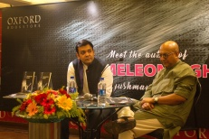 Mr Ayushman Jamwal with Mr Debashish Mandal